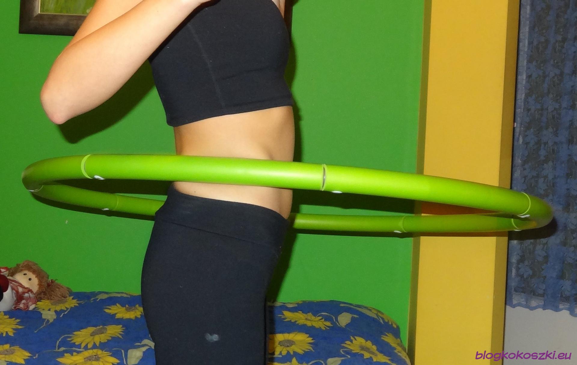Czy na samym kręceniu hula hop da się schudnąć